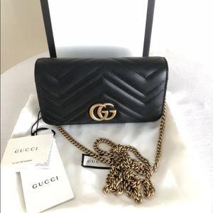 Brand New Authentic Gucci Marmont Mini Bag